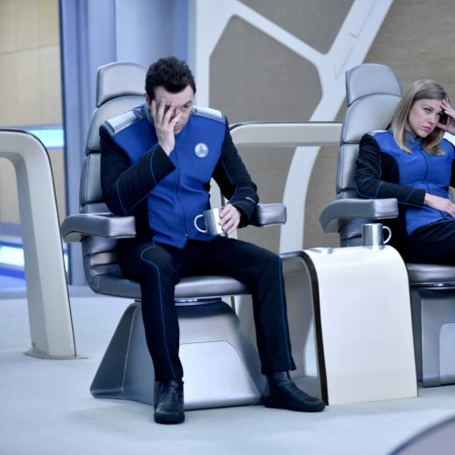 The Orville Isn't Cancelled, Seth MacFarlane Is Quitting On It