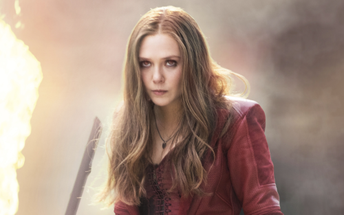 Elizabeth Olsen Is Becoming An Axe Murderer