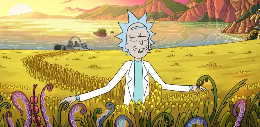 WINNER: Rick And Morty