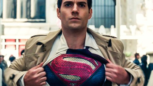 Henry Cavill In Talks With Superman's New Owners To Put The Cape Back On?