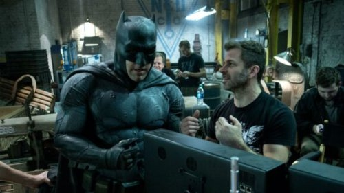 Zack Snyder Reacts To The Batman Trailer