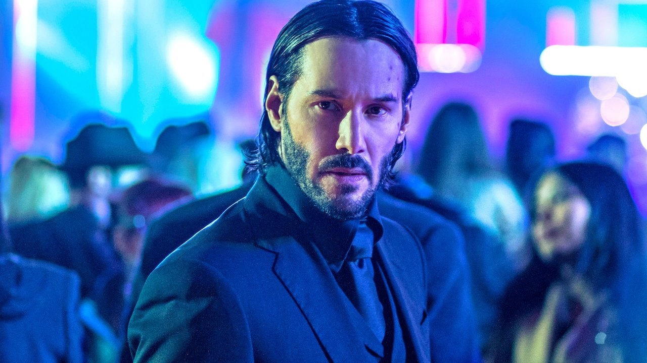 John Wick 4: We're Getting A Double Dose Of Keanu Reeves