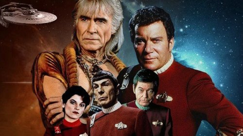 Wrath Of Khan Director Pitched A New Star Trek Movie To Paramount