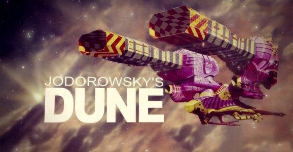 Movie Review: Jodorowsky's Dune
