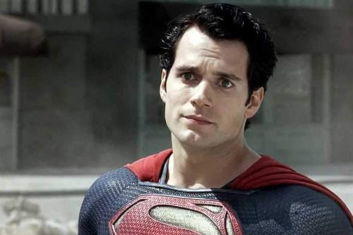 Henry Cavill Has A Gigantic, Monster Sized Dog Named After Superman