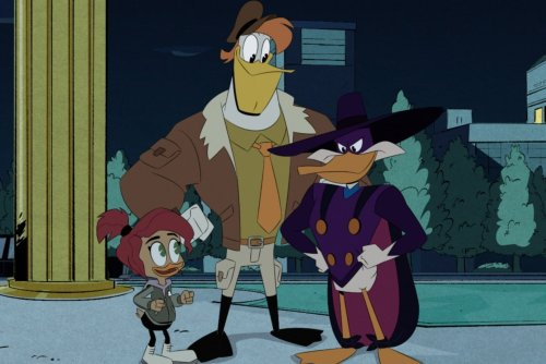 Darkwing Duck Reboot Is Happening On Disney+