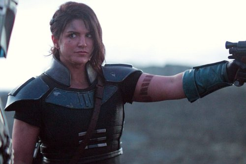 Gina Carano Returning To Star Wars, But Not How You Expect