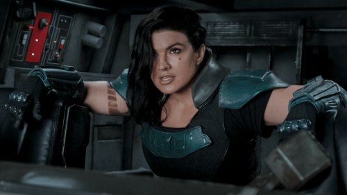 Gina Carano Is In The Running For An Emmy