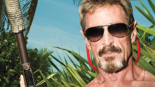 """John McAfee Commits Suicide In Jail After Saying If He """"Commits Suicide"""" It Is Murder"""