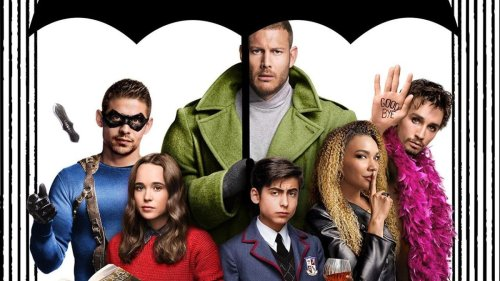 Exclusive: Umbrella Academy Anime In The Works At Netflix