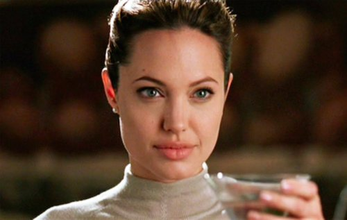 Angelina Jolie Covered Herself In Bees And Took A Photo