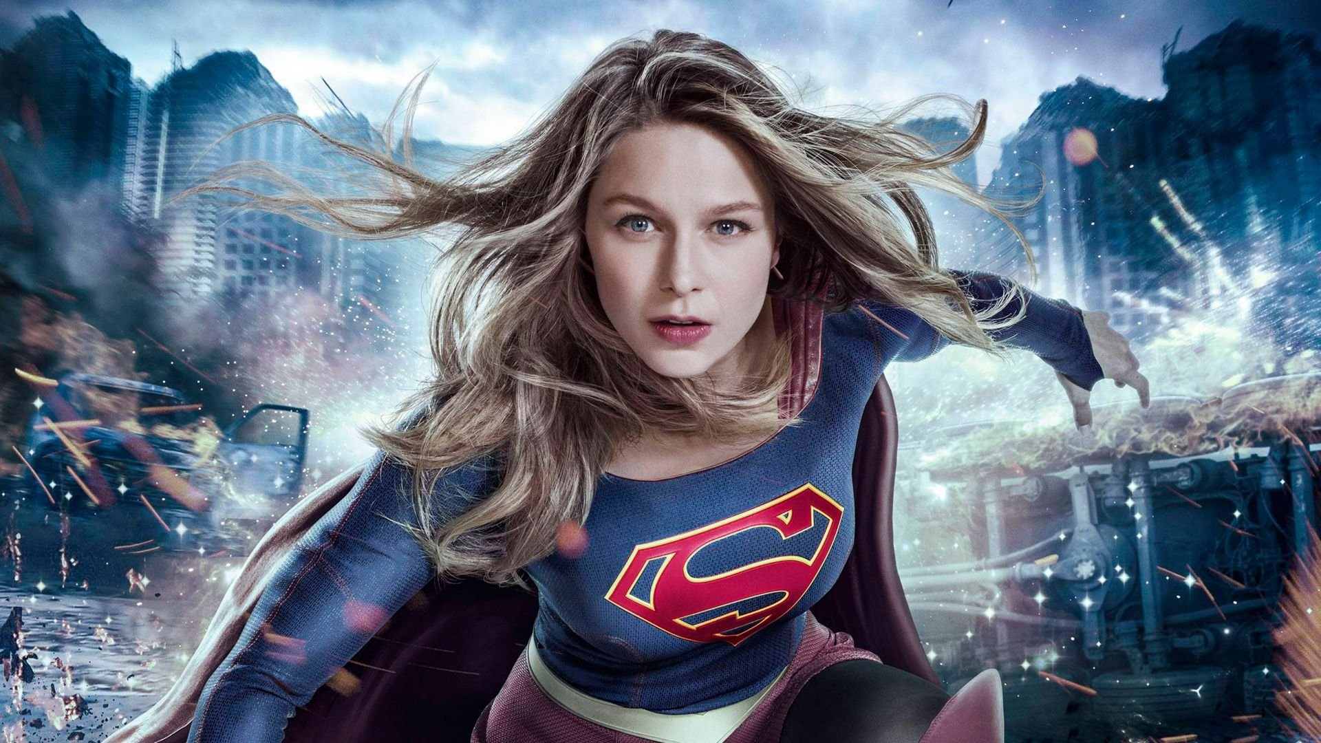 Supergirl's Melissa Benoist Survived Domestic Abuse, And Now Her Famous Abuser Is Speaking Out
