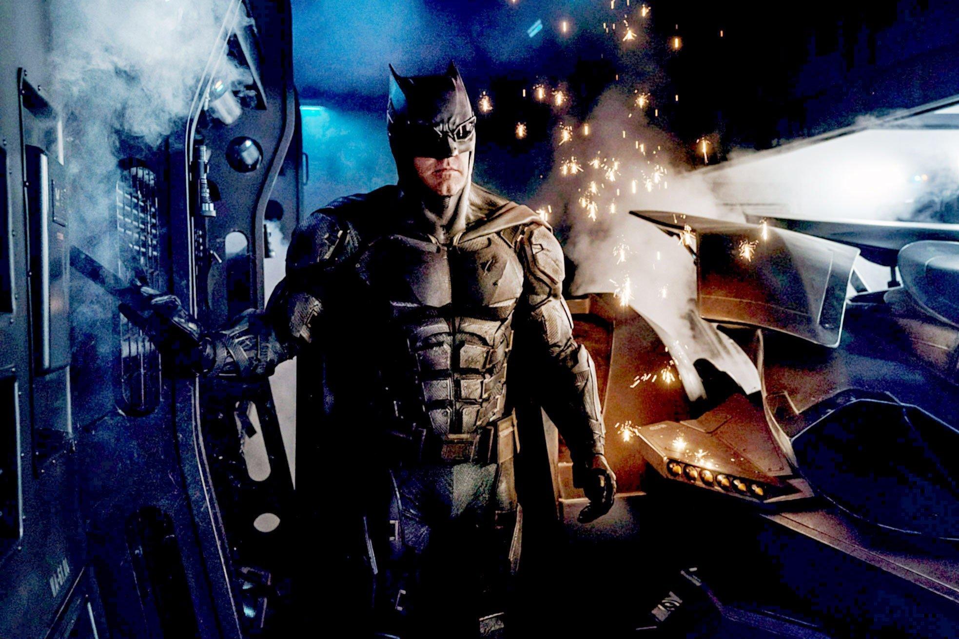 Ben Affleck's Batman To Fight Jared Leto's Joker In HBO Series