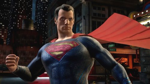 Superman Game In The Works From Batman Developer?