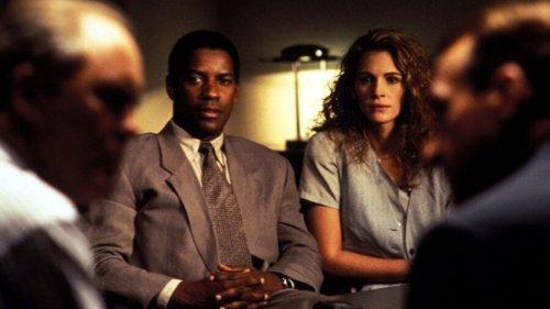 A Denzel Washington Thriller Just Landed On Netflix