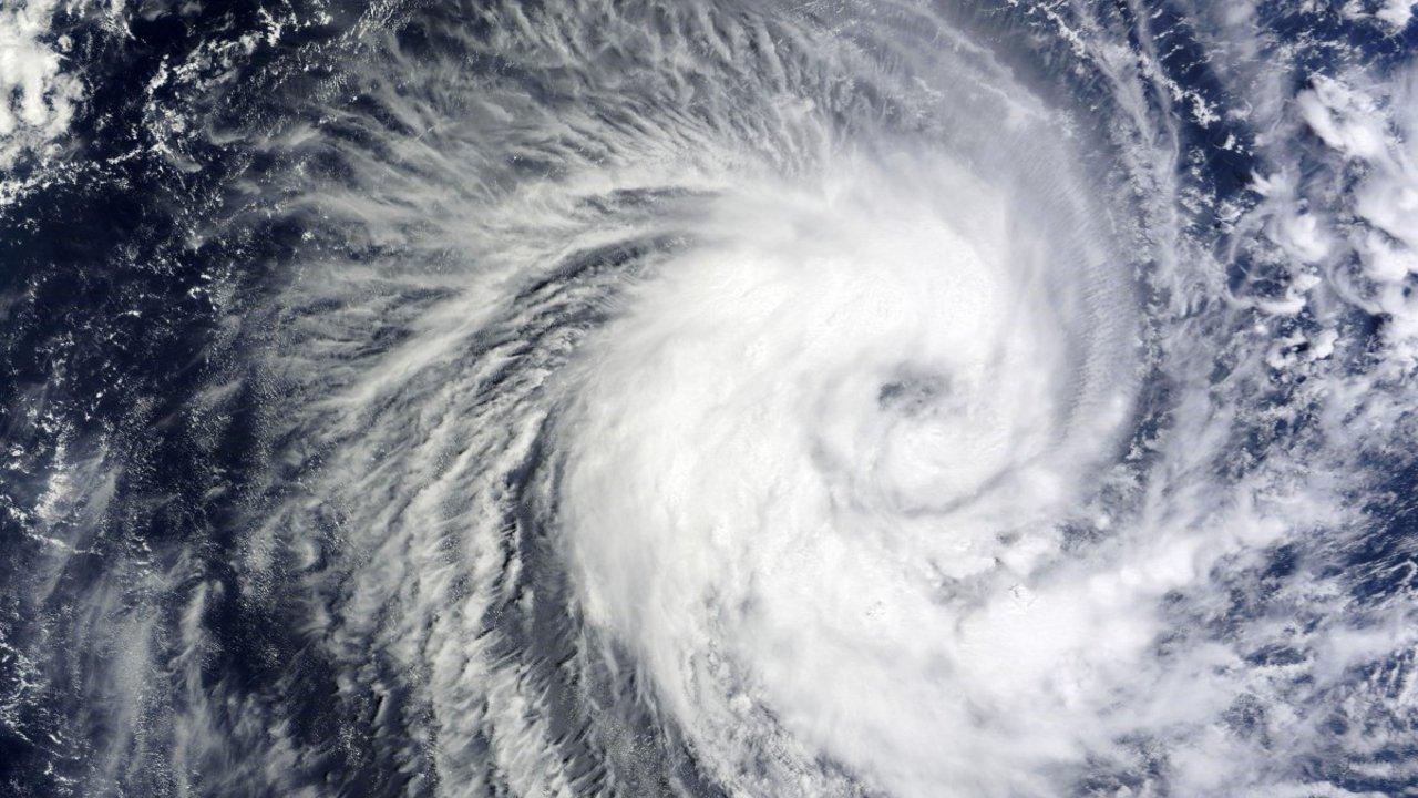 Typhoon Haishen: Watch The Storm Wreak Havoc From Space