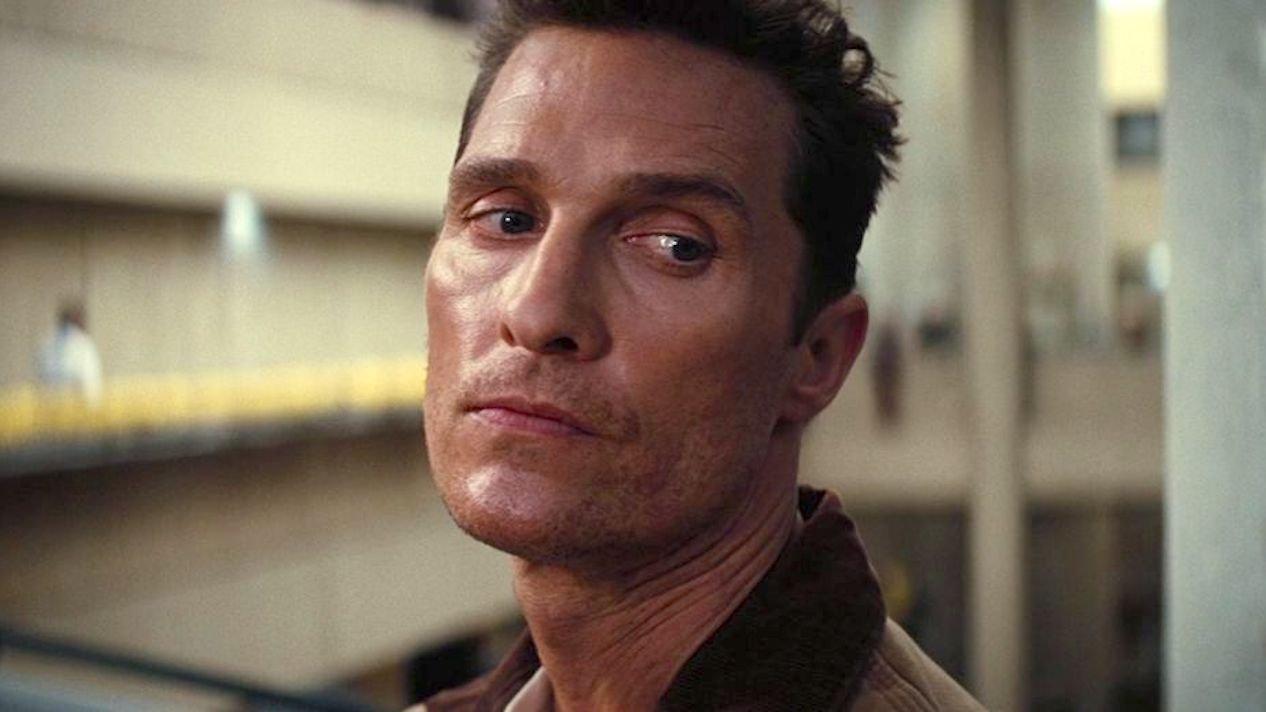 See Matthew McConaughey Transformed Into Spider-Man's Green Goblin