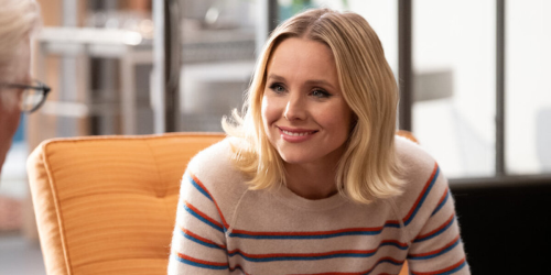 Kristen Bell's Husband Posted A Photo Of Her Doing Naked Yoga, He Has Reasons