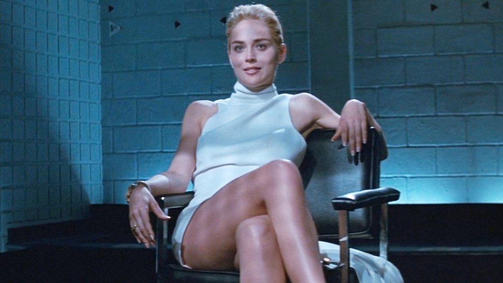 See The Bikini Photo Sharon Stone Just Posted At Age 63