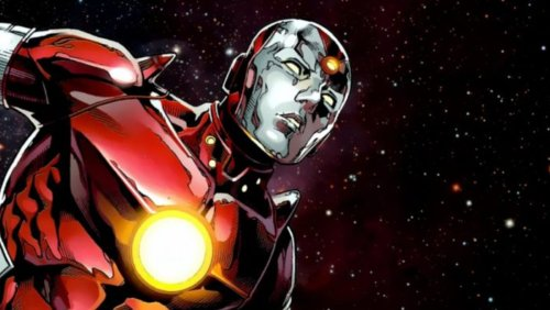 Marvel Just Cast Iron Lad For Young Avengers