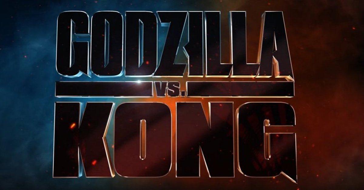 Godzilla vs. Kong: Official Logo Revealed