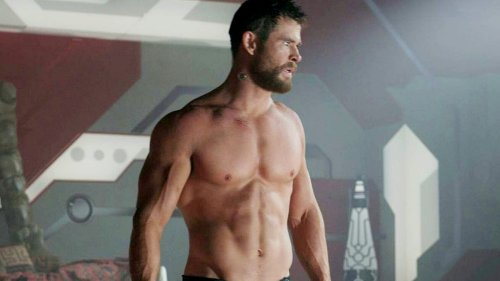 See Chris Hemsworth's Explicit Instagram Training Video