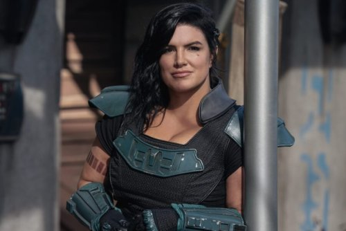 Why Gina Carano Hasn't Been Fired From The Mandalorian Yet