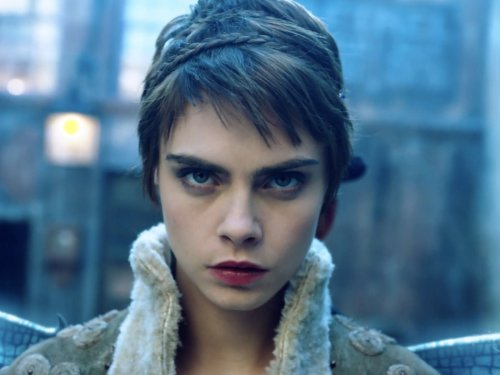 See Cara Delevingne Giving A NSFW Tour Around Her Playboy Inspired, Clothing-Optional House