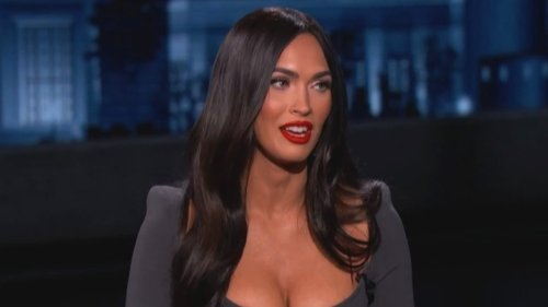 Megan Fox Trends For Appearing On A Magazine Cover Without Pants