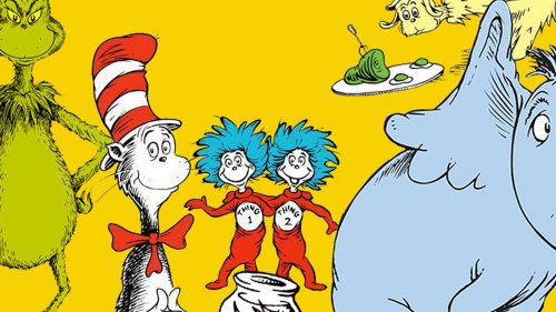 Dr. Seuss Is Being Cancelled For Read Across America Day