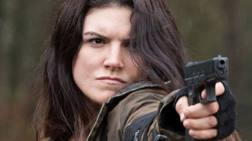 Gina Carano Returned To Television Last Night, Here's How People Reacted