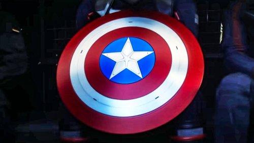 We're Getting A Native American Captain America