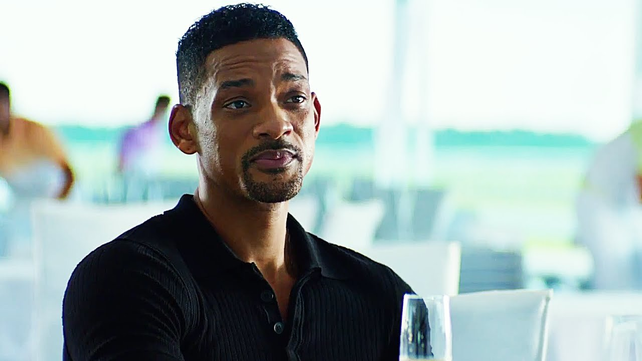 Will Smith's New Movie Just Ran Out Of Money While Filming & More Big Will News - cover