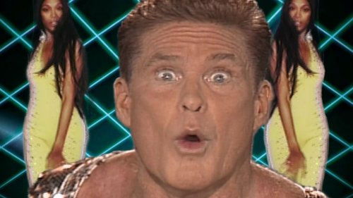 You Could Own A Giant David Hasselhoff