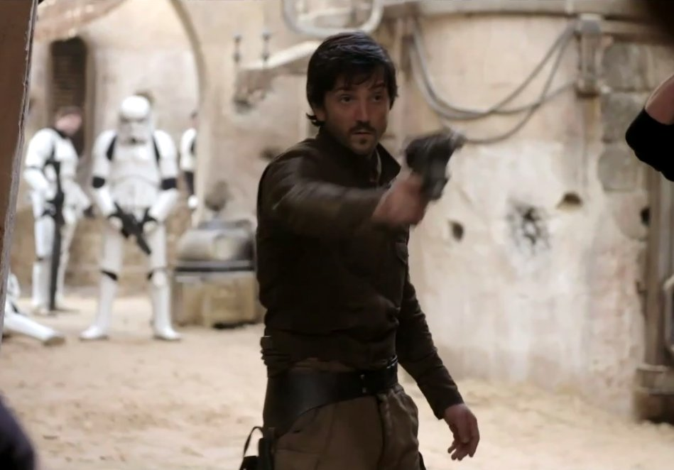 The Cassian Andor Series: Watch The First Look Teaser