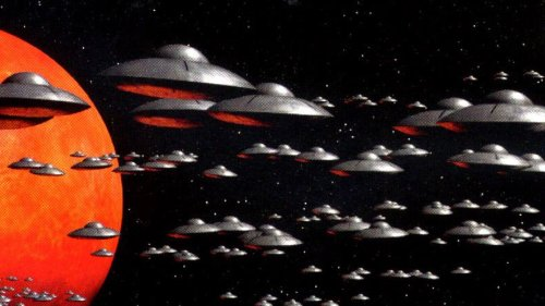 See Navy Warships Swarmed By UFOs In New Video