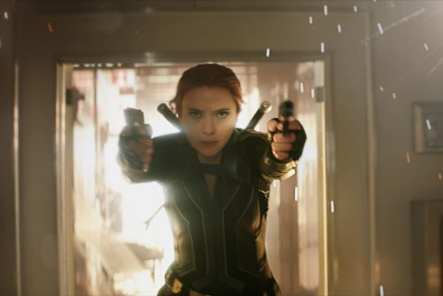 Scarlett Johansson's Black Widow Is Going To Home Video Sooner Than Expected