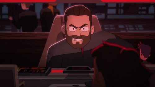 Star Trek: Lower Decks Season 2 Trailer Arrives And Brings More Riker