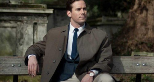 Armie Hammer Responds To Allegations That He's A Cannibal