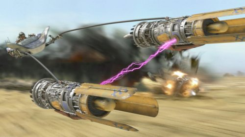 Is Cobb Vanth's Speeder In The Mandalorian Made Out Of Anakin's Podracer?