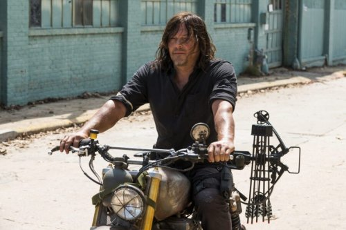 See Walking Dead's Norman Reedus as Ghost Rider