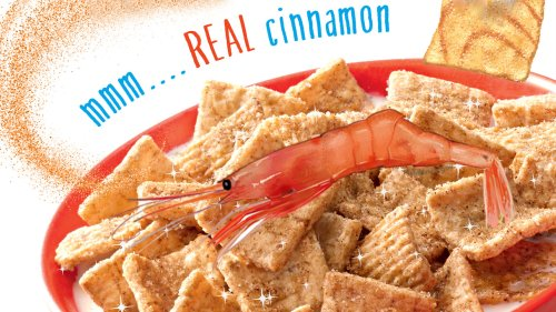 Cinnamon Toast Crunch Trends For Containing Shrimp