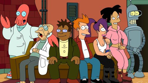 Futurama Reboot Talks Happening