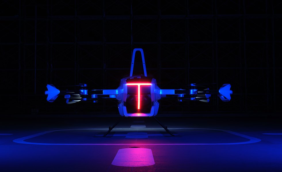 Toyota Has A Working Flying Car, Watch It In Action