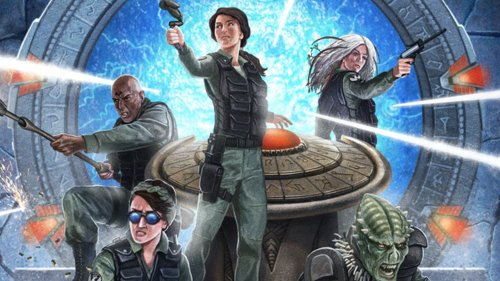 Stargate Is Getting A Brand New Video Game