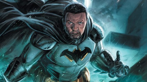 Exclusive: The Next Batman Will Be Black
