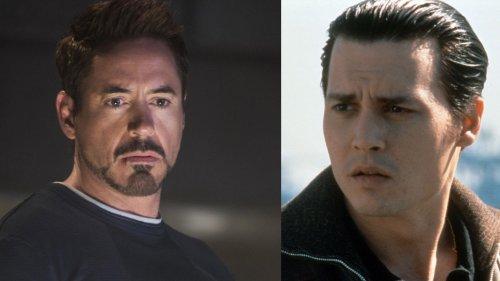 Robert Downey Jr. Helping Johnny Depp Get A Big Franchise Role?