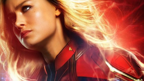 Exclusive: Brie Larson Promised She'll Be The New Face Of Marvel
