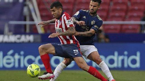Meisterrennen in Spanien weiter offen: Atlético bleibt vorn