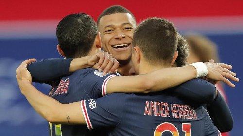 Paris Saint-Germain mit Titel-Chance - Lille patzt